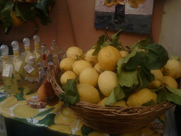 Monterosso al Mare 2009 Limone