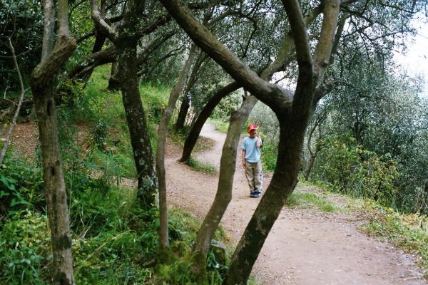 Carl Ludvig Cinque Terre 2004