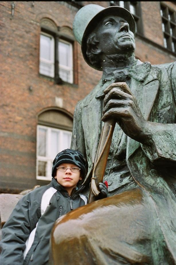 Carl Ludvig & HC Andersen