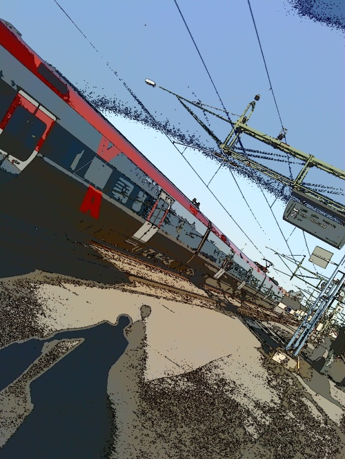 X-tåget Ljusdal