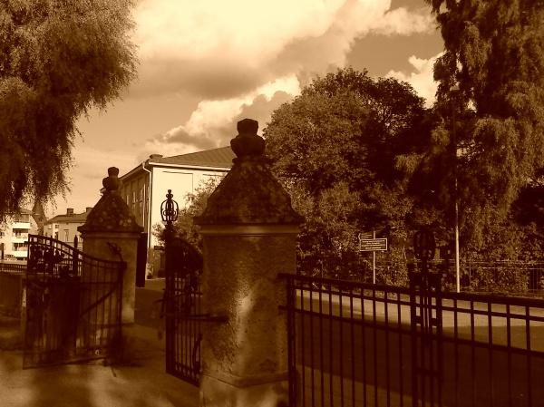Söderhamn Kyrkogården
