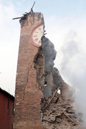 jordbävning italien