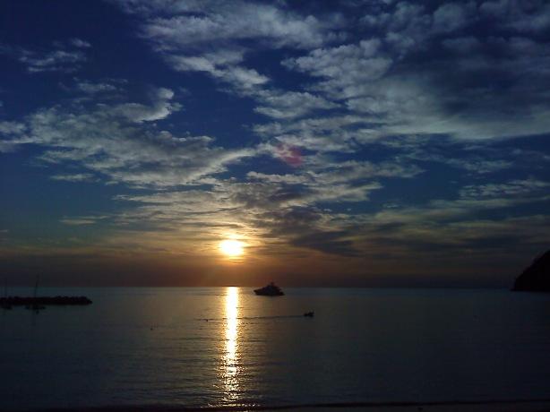 Sunset Levanto HCG 2012 Sept