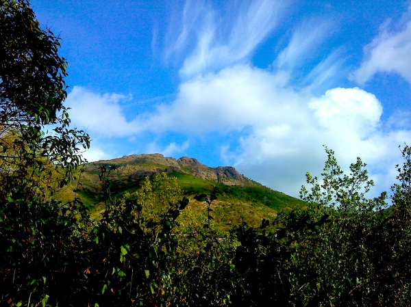 Monte Rossola Levanto HCG 2012 Sept