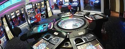 Italienska valet ett Casino