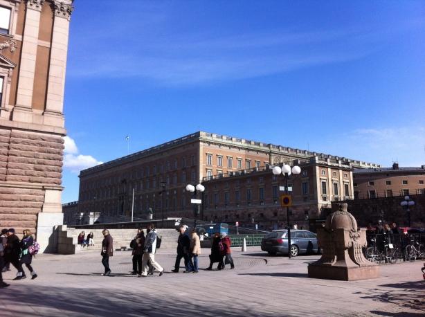 Stockholms Slott HCG 2013
