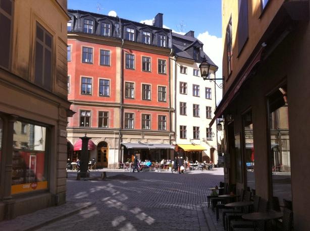 Gamla Sten Stockholm HCG 2013