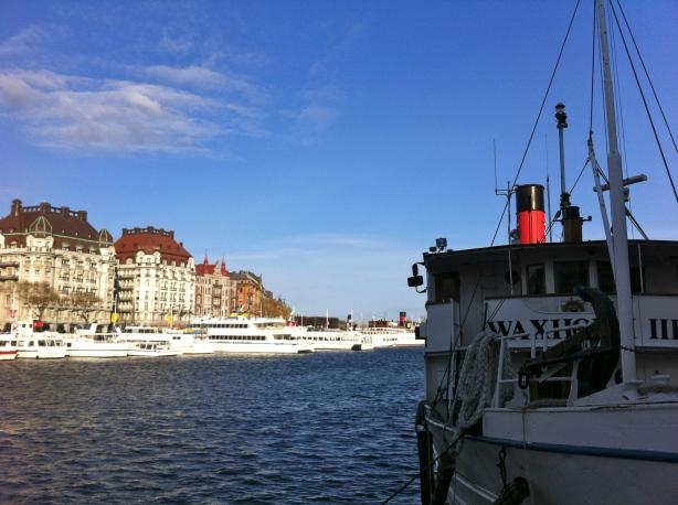 Strandvägen Stockholm HCG 2013