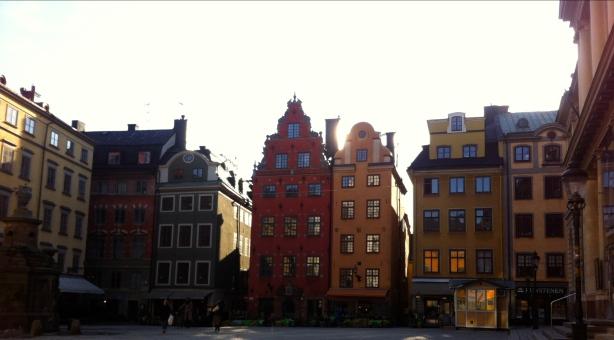 Gamla Stan Stockholm HCG 2013