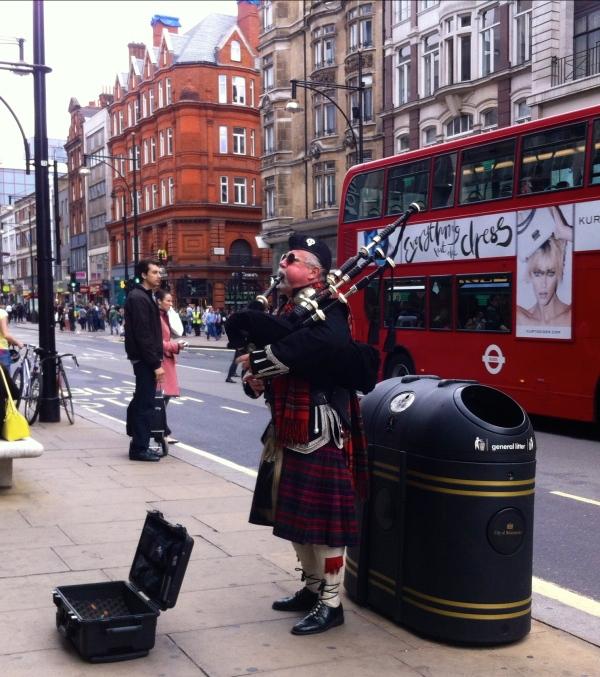 London Oxford Street May 2013 HCG
