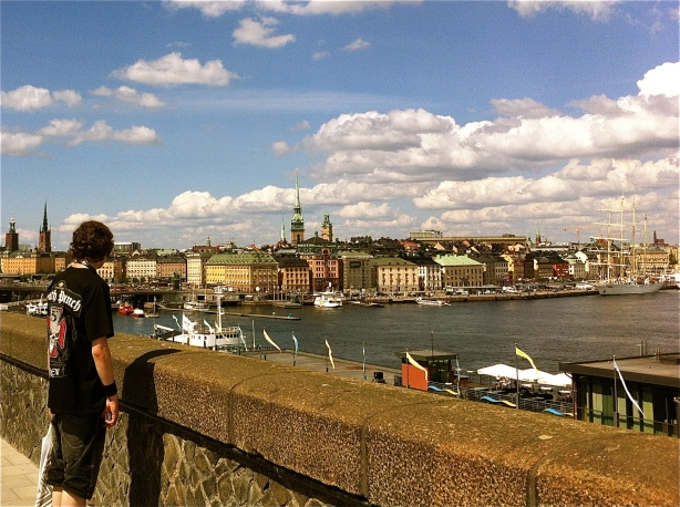 CL i Stockholm HCG 2013