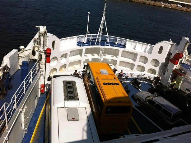 HH-Ferries HCG 2013