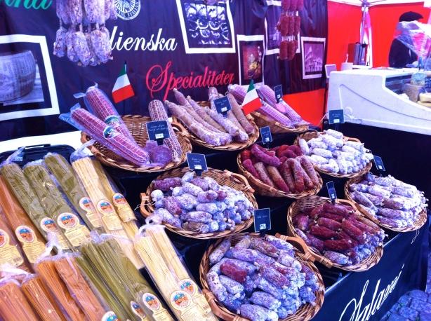 Italian food in Malmö HCG 2013