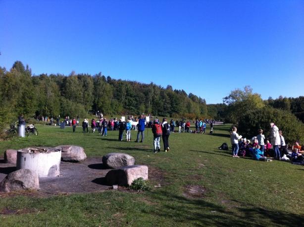 Skogens dag Malmö HCG2013