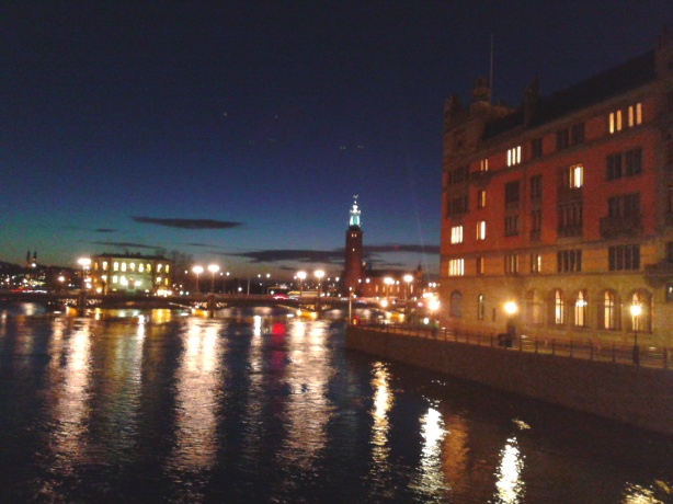 Stockholm HCG2013