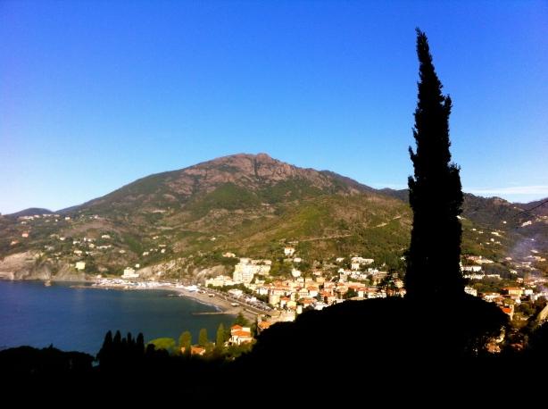 Monte Rossola Levanto HCG2013