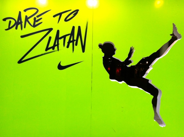 Dare to Zlatan HCG2013