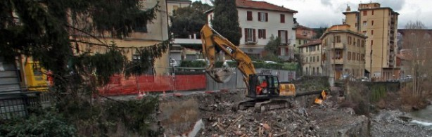 Time to build up a new Italy