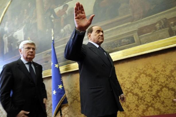 Berlusconi Italy 2014