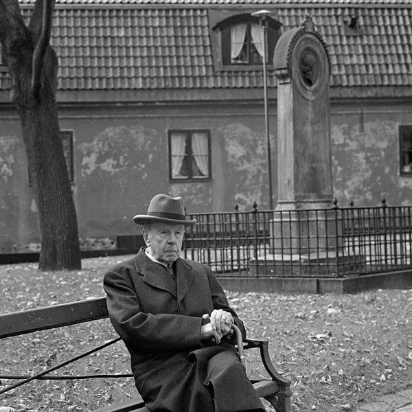 Bo Bergman - författare och ledamot i Svenska Akademien