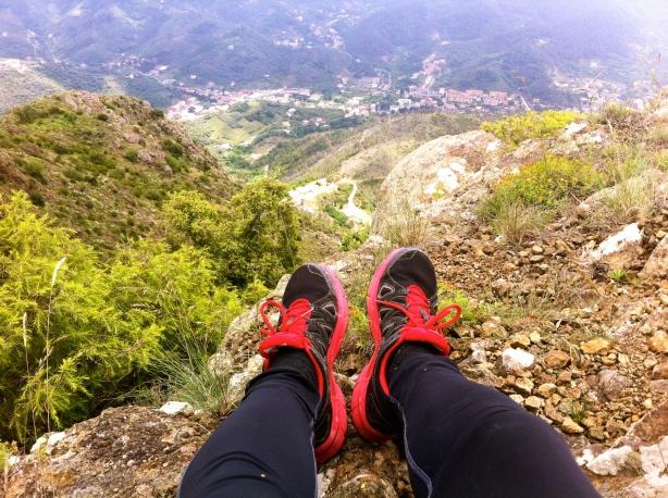 Utsikt Monte Rossola