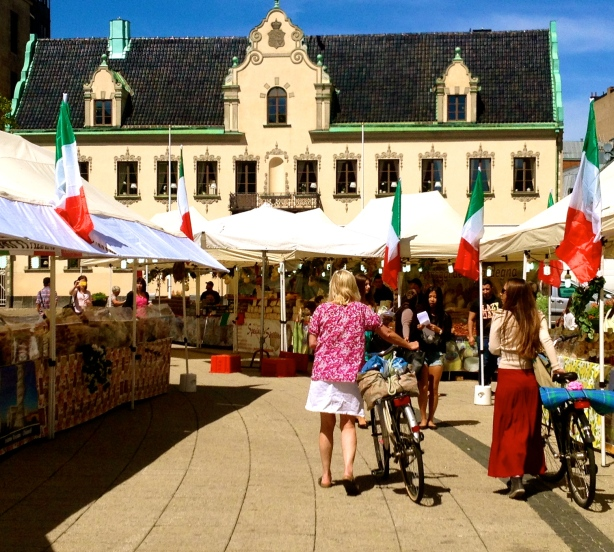 Italiensk mat HCH2014