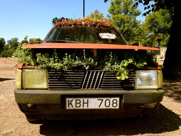 l'auto verde HCG2014