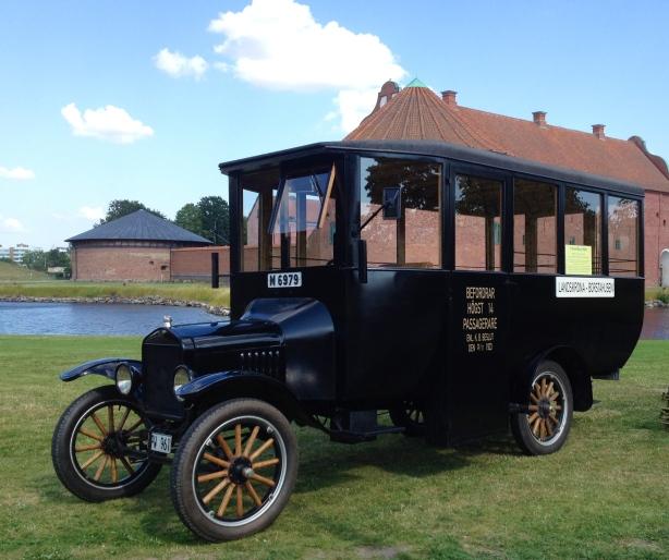 Ford, buss 1920 HCG2014