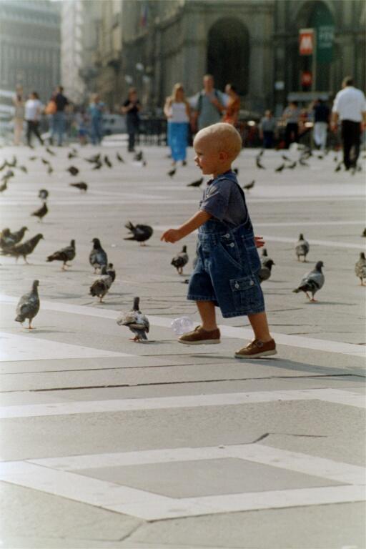 Barn CL i Milano HCG1999