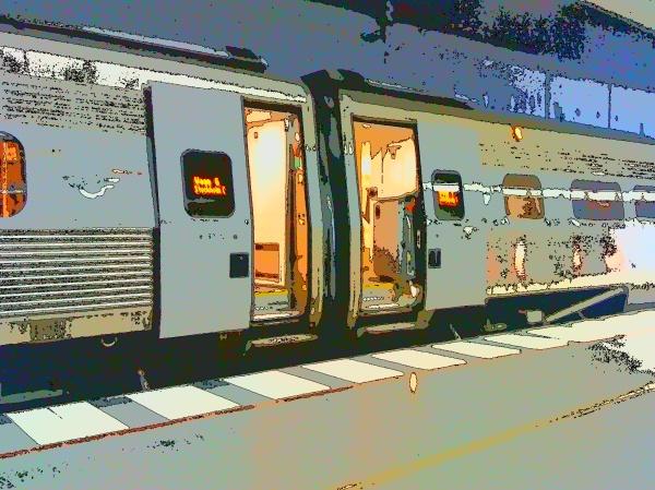 Train - Tåg HCG2013
