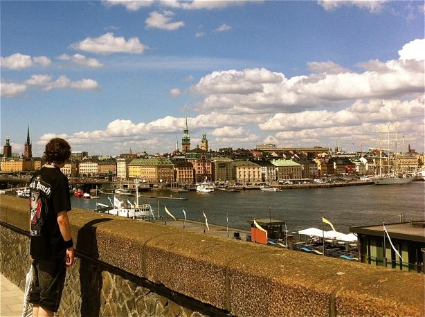 Stockholm Strömmen HCG2013