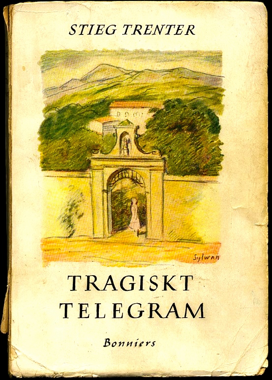 Tragiskt Telegram Stieg Trenter 1947