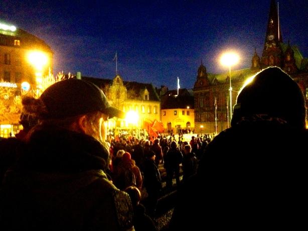 Demonstration Malmö 2015