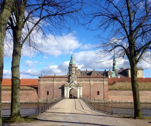 Kronborg Slot H Carlberg