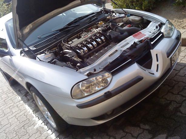 Alfa 156 SW V6