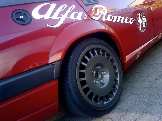 Alfa 75 TS