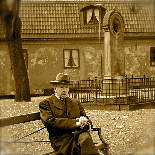 Bo Bergman -Swedish poet