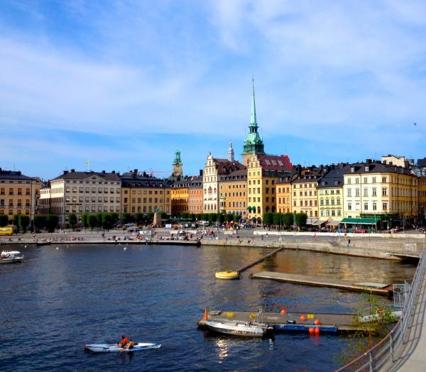 Stockholm H Carlberg