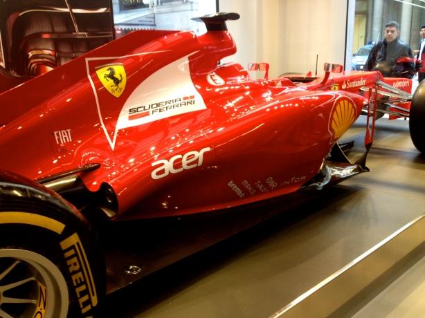 Ferrari H Carlberg