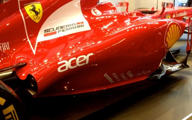 Ferrari + SKF H Carlberg