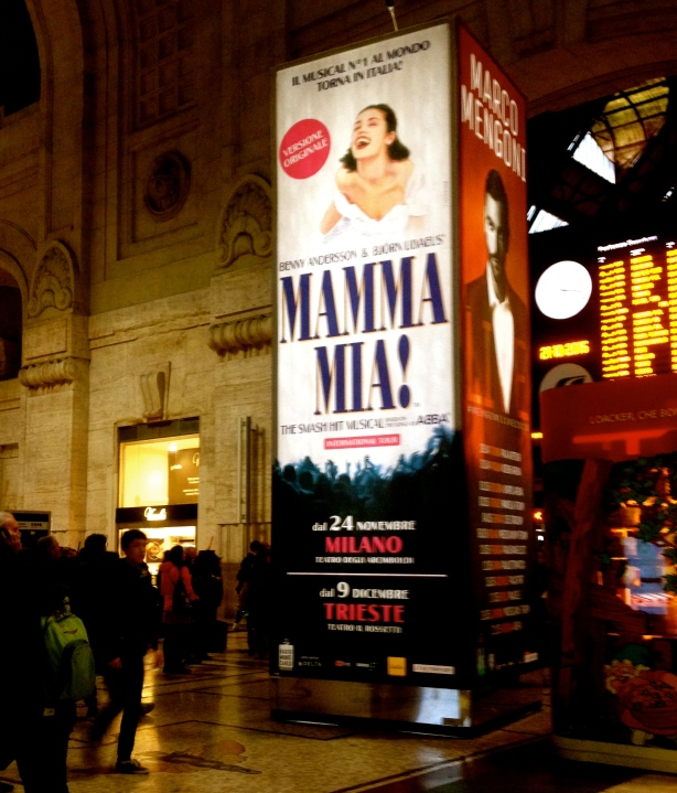 Mamma Mia Milano H Carlberg