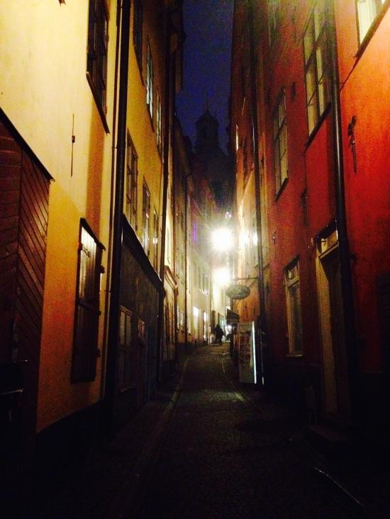Gamla Stan Stockholm H Carlberg 2015