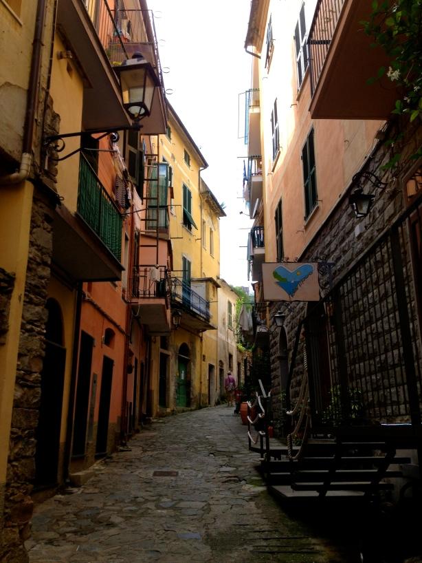 Monterosso al Mare H Carlberg
