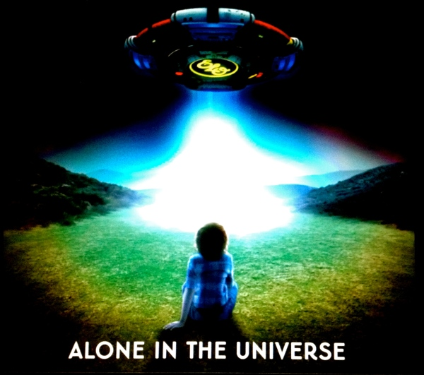 ELO Alone in the universe