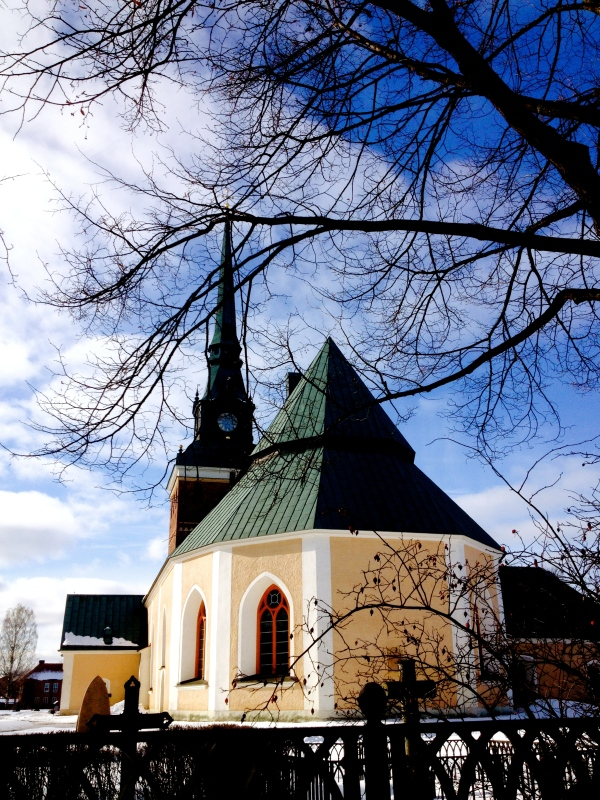 Mora kyrkan
