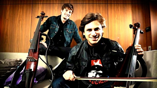 Luka Sulic and Stjepan Hauser.