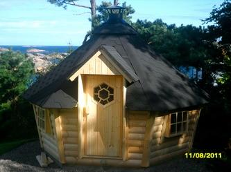 Pine Pro Grillstugan Allak