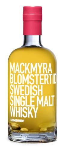 Blomstertid Mackmyra Whisky