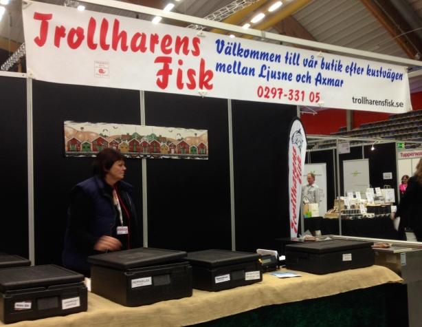 Trollharens Fisk Bomässan 2016