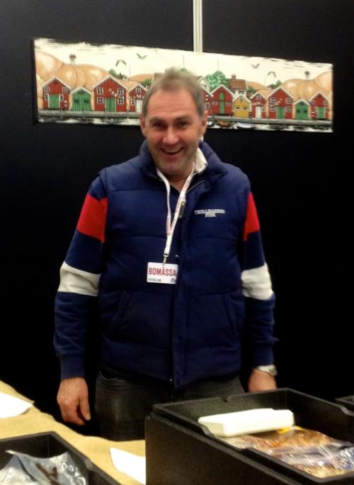 Lars-Owe Flodberg Bomässan 2016